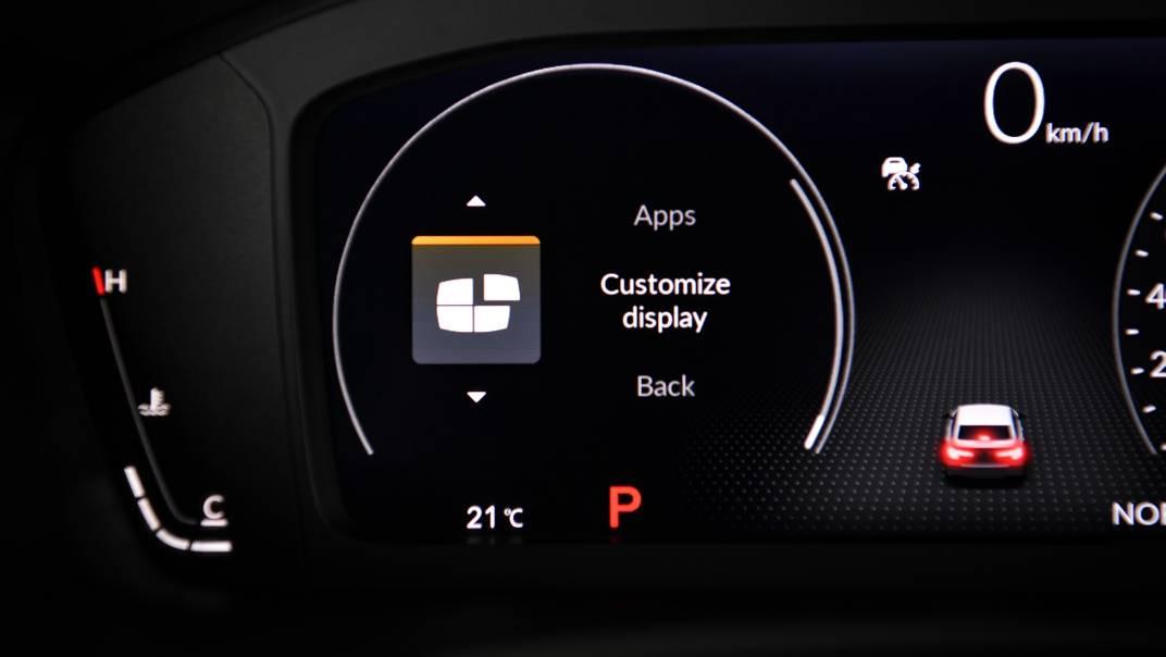 2022 Honda Civic Upcoming Version Interior 042