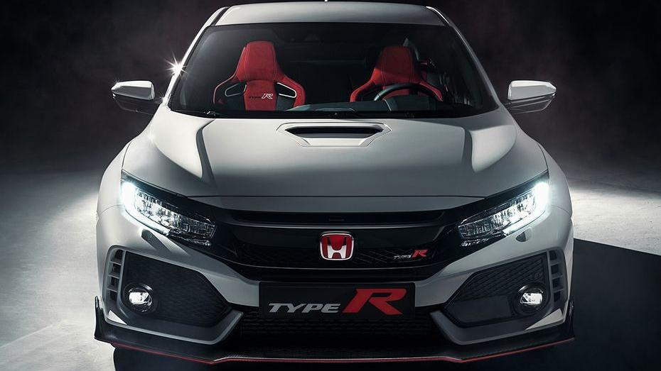 Honda Civic Type R 2019 Exterior 003