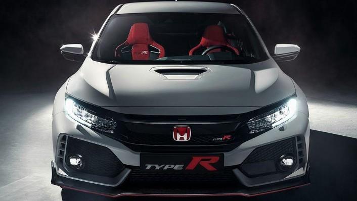 Honda Civic Type R 2019 Exterior 003