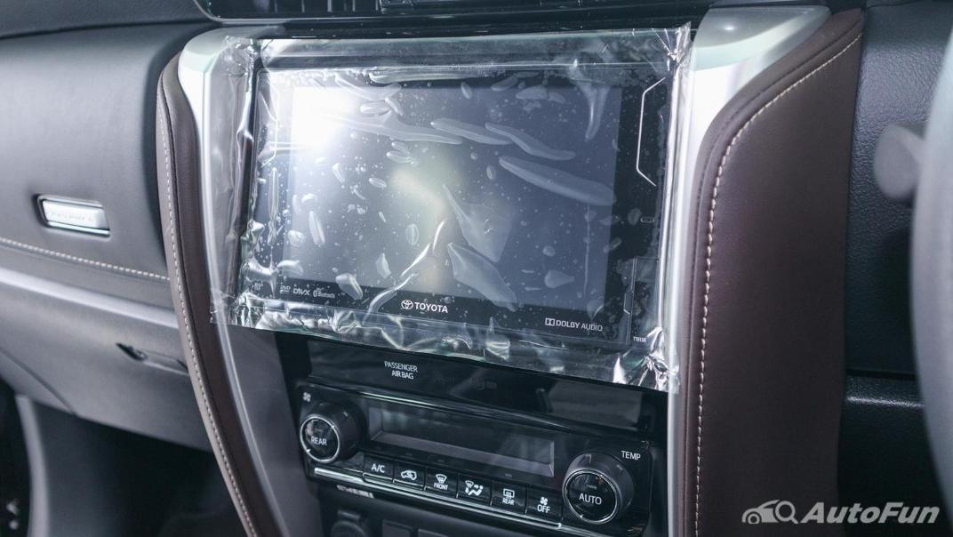 Toyota Fortuner 2019 Interior 016