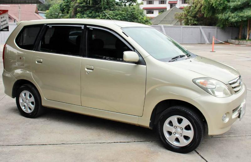 Toyota Avanza 2005