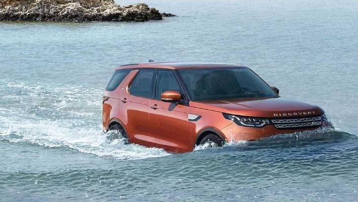Land Rover Discovery 2019 Exterior 005