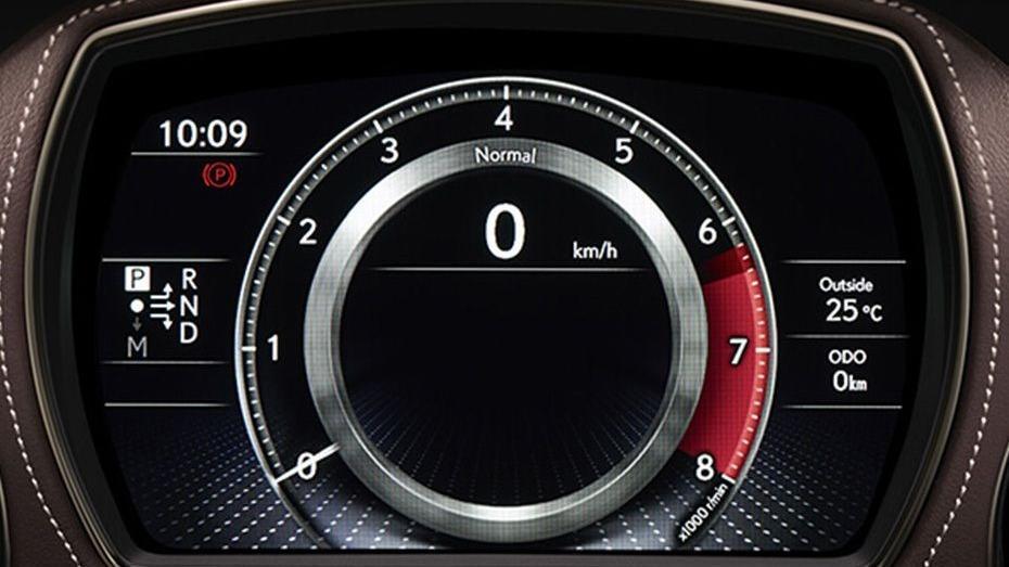 Lexus LS 2019 Interior 003