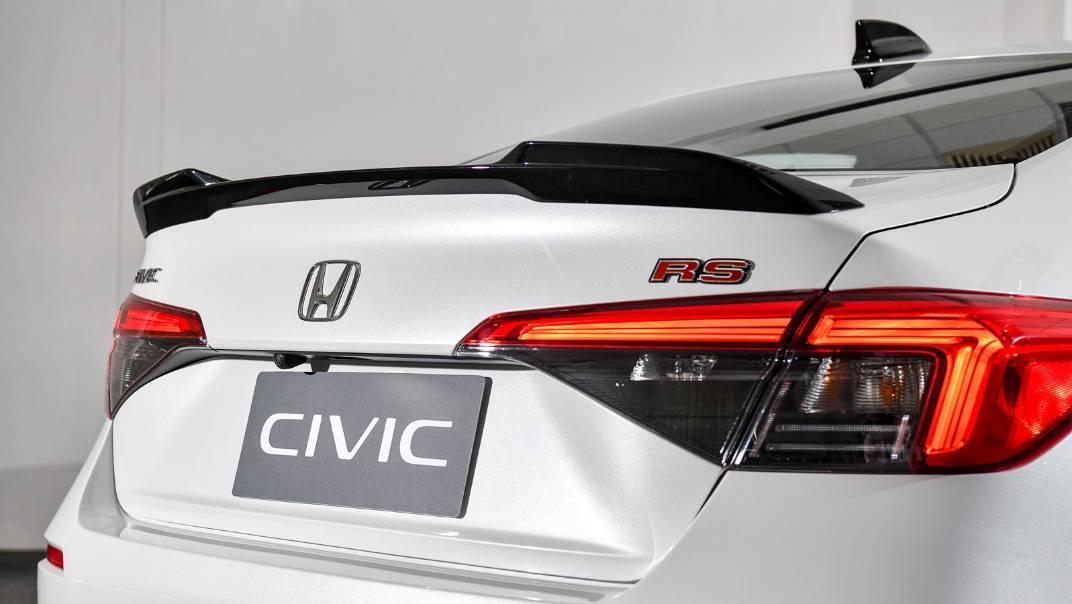 2022 Honda Civic Upcoming Version Exterior 034