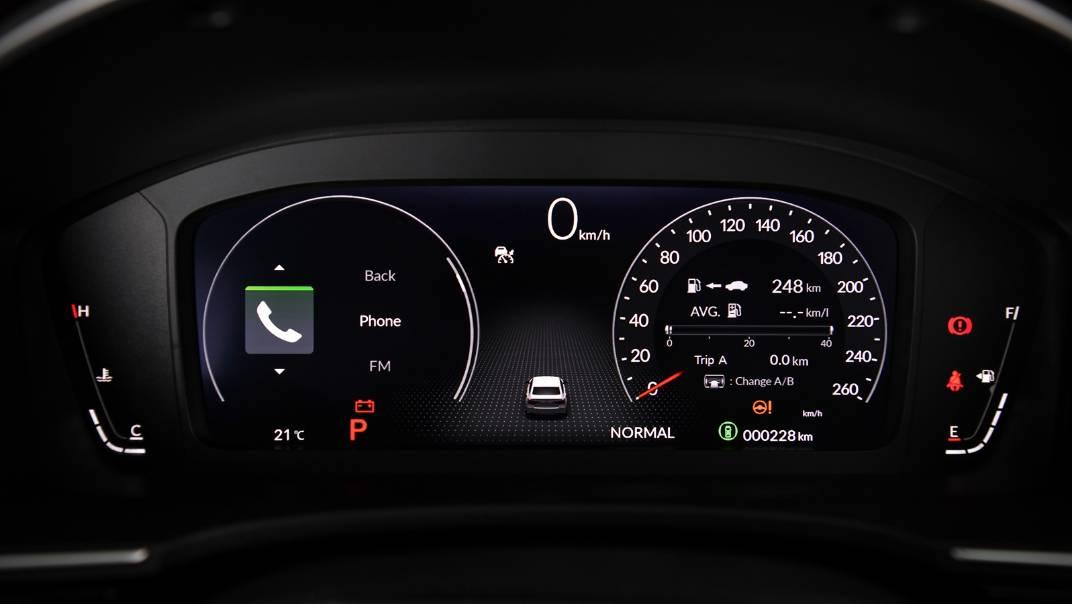 2022 Honda Civic Upcoming Version Interior 027