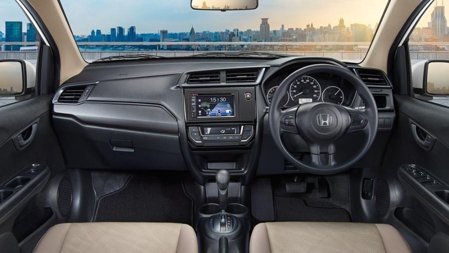 Honda Mobilio 2019 Interior 001