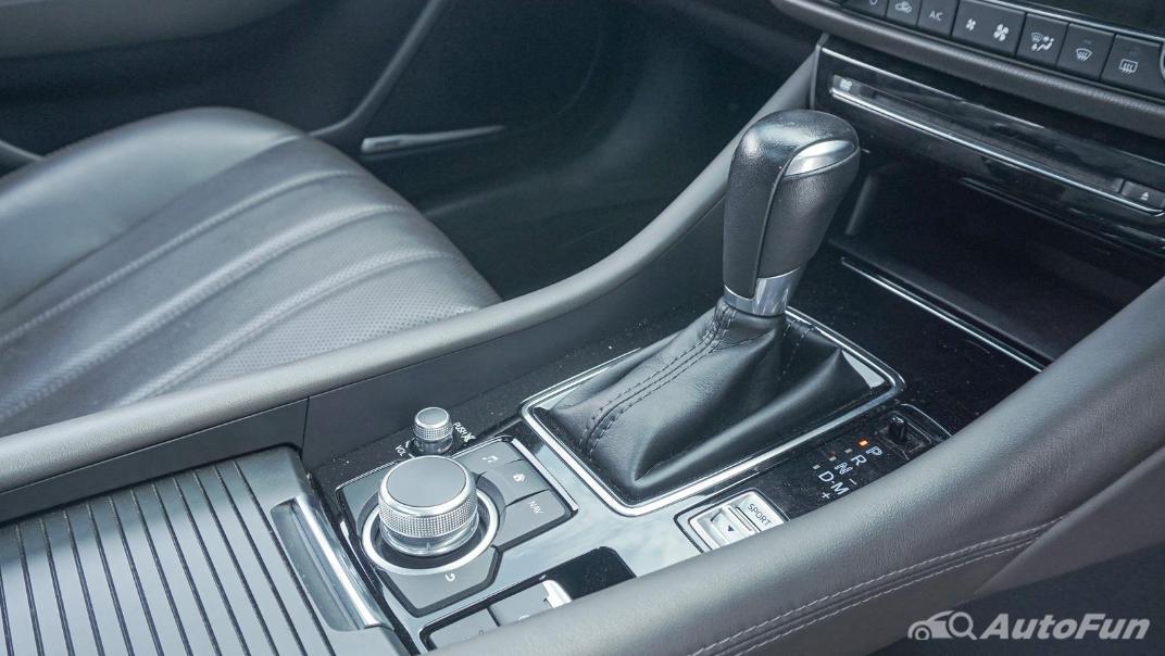 Mazda 6 Elite Estate Interior 033