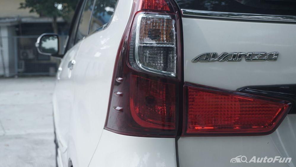 Toyota Avanza Veloz 1.3 MT Exterior 027