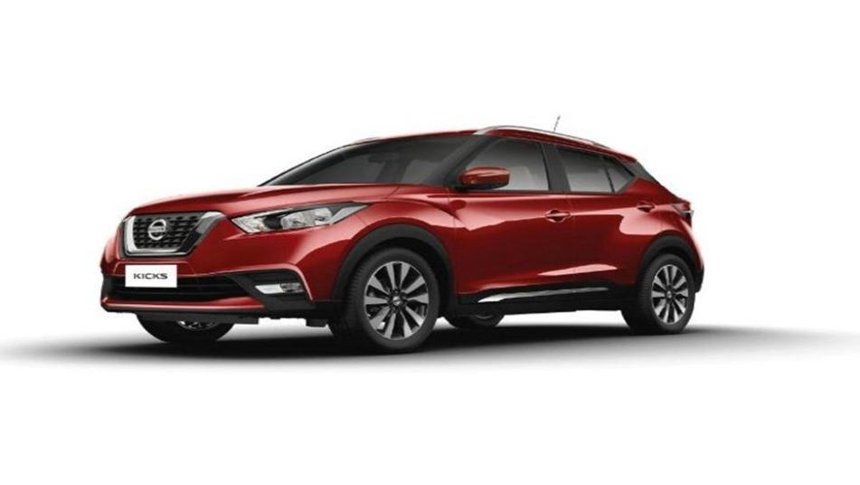 Nissan Kicks 2020 2019 Exterior 007