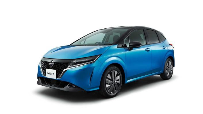 2021 Nissan Note Upcoming Version Exterior 003