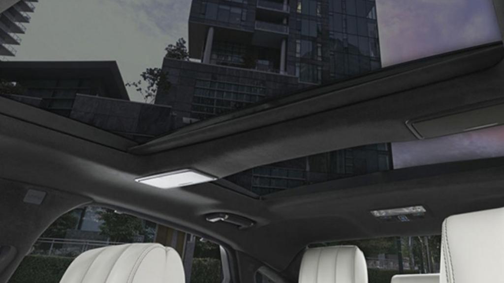Jaguar XJ 2019 Interior 006