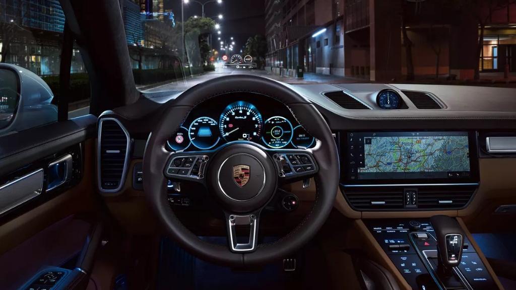 Porsche Cayenne 2019 Interior 005