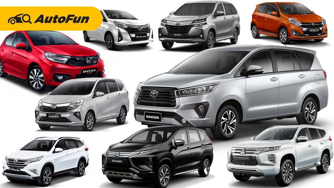 10 Mobil Terlaris April 2021, Giliran Toyota Kijang Innova di Puncak Penjualan 01