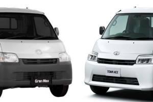 Kulik Perbedaan Daihatsu Gran Max vs Toyota Town Ace, Ada Matiknya Plus Sudah Pakai TSS