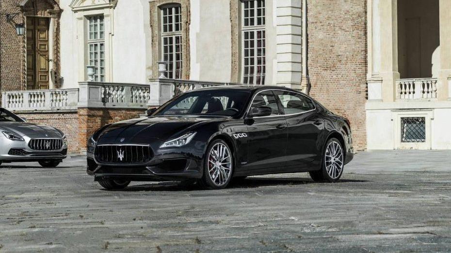 Maserati Quattroporte 2019 Exterior 023