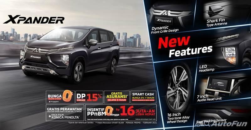 Promo Mitsubishi Juli 2021 -1