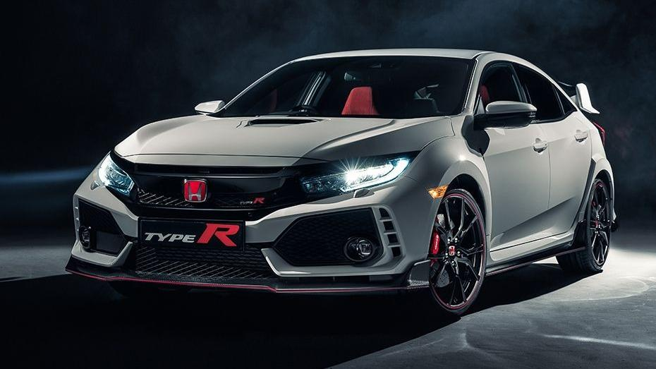 Honda Civic Type R 2019 Exterior 001