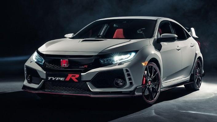 Honda Civic Type R 2019 Exterior 001