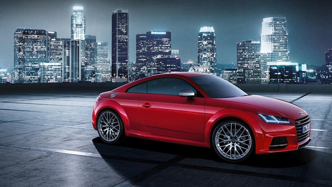 Audi TTS Coupe 2019 Exterior 009