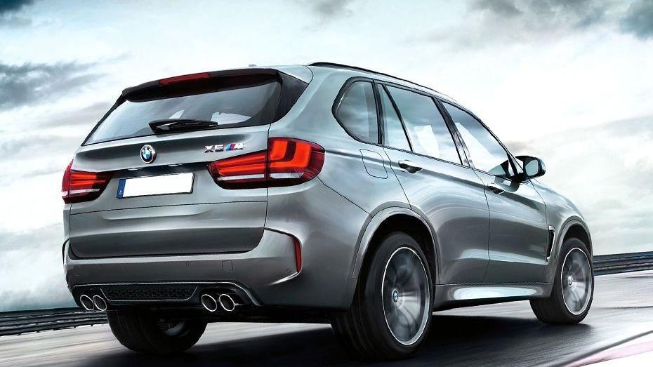 BMW X5 2019 Exterior 003