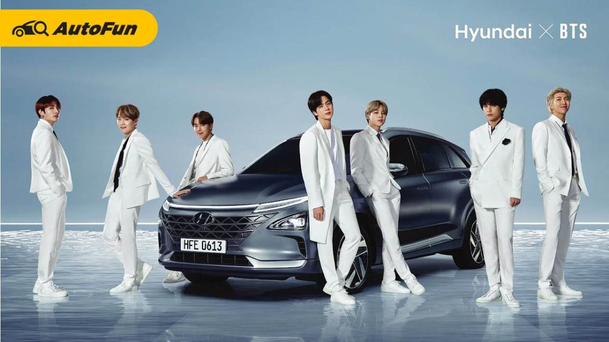 Hyundai X BTS