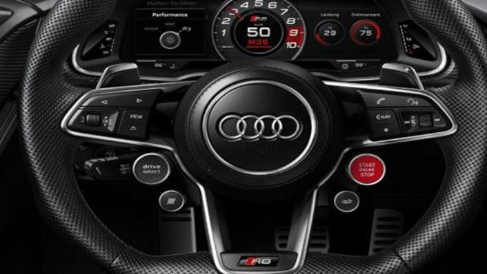 Audi R8 2019 Interior 003