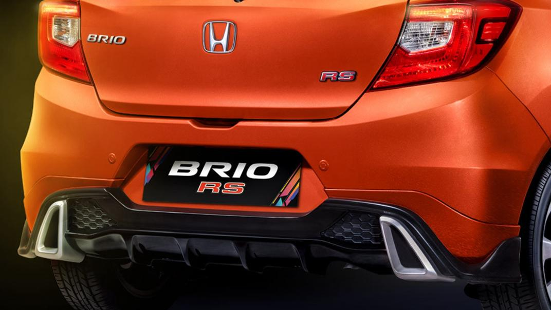 2021 Honda Brio RS M/T Urbanite Edition Exterior 003