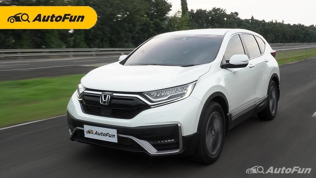 Rating: Honda CR-V 1.5T 2021 – Berada di Kasta Berbeda Meski Terancam SUV China 01