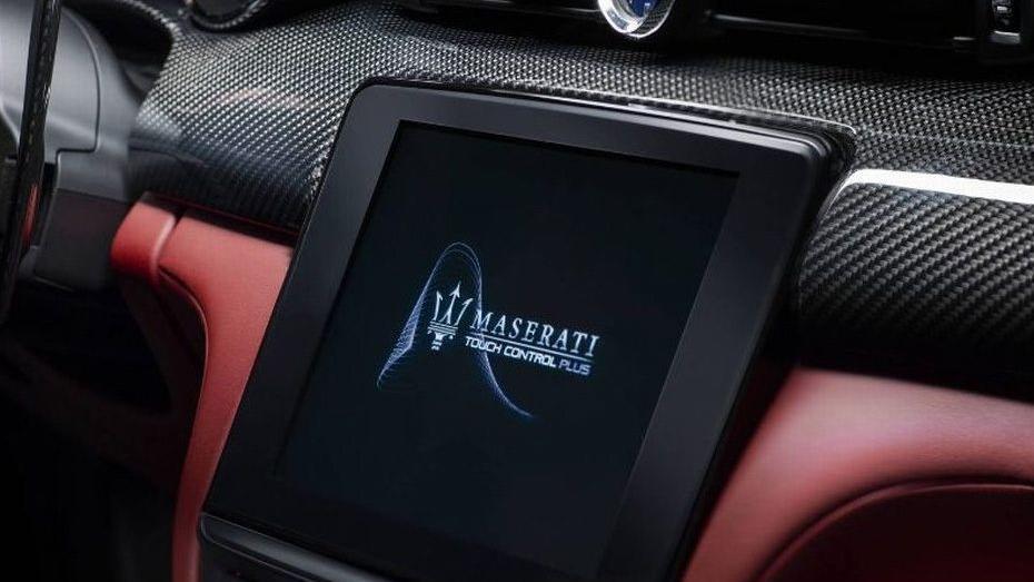 Maserati Quattroporte 2019 Interior 016