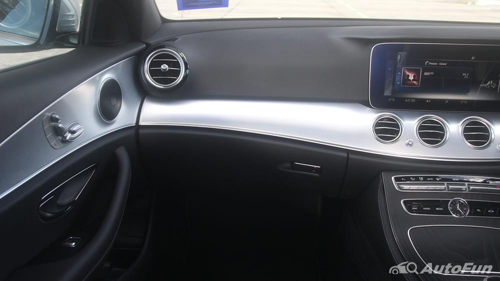 Mercedes-Benz E-Class 2019 Interior 126