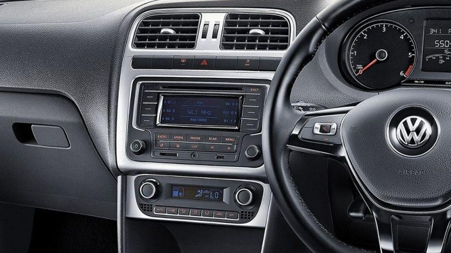 Volkswagen Polo 2019 Interior 004