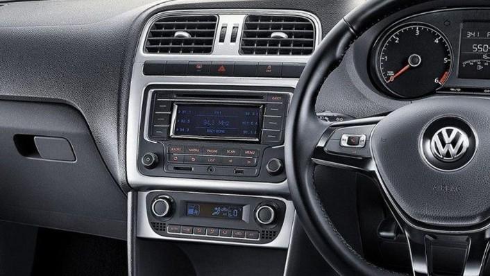 Volkswagen Polo 2019 Interior 004
