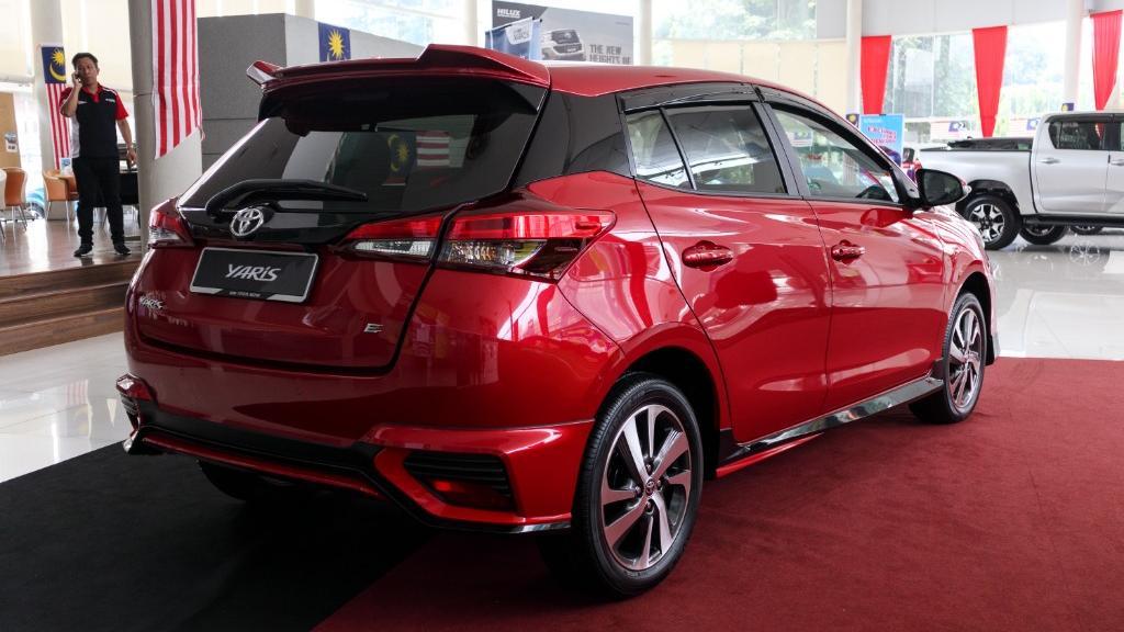 Toyota Yaris 2019 Exterior 039