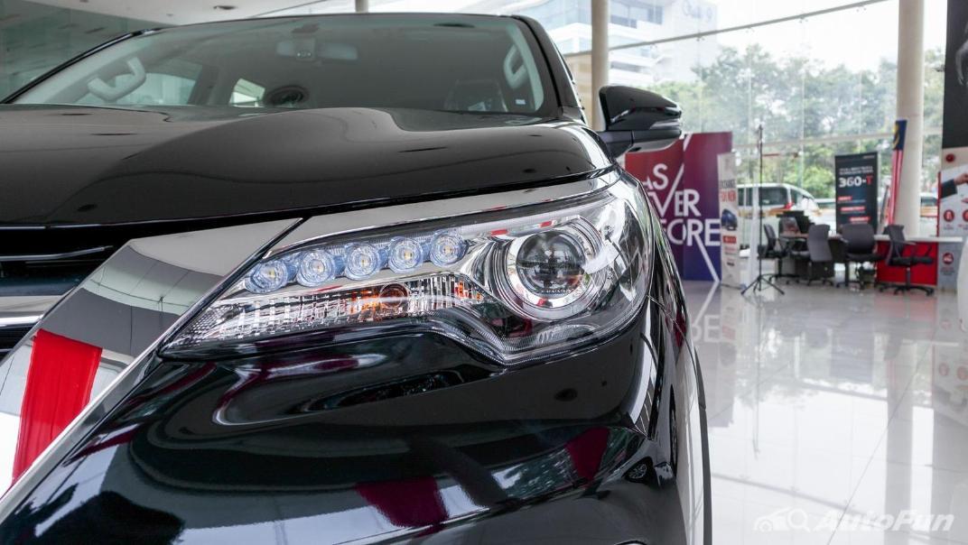 Toyota Fortuner 2019 Exterior 011