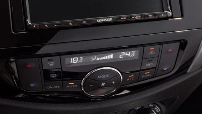Nissan Terra 2019 Interior 006