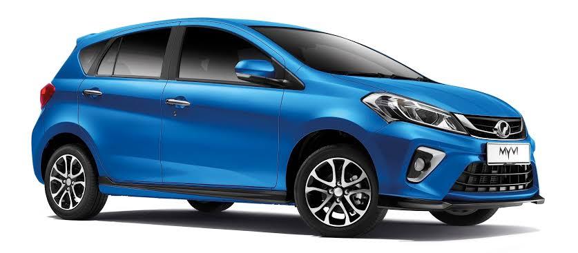 Kembaran Daihatsu Sirion alias Perodua Myvi Facelift Segera Hadir, Diprediksi Pakai Transmisi CVT 02
