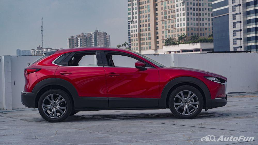 Mazda CX 30 GT Exterior 009