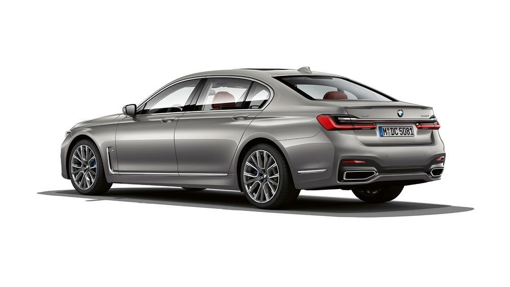 BMW 7 Series Sedan 2019 Exterior 003