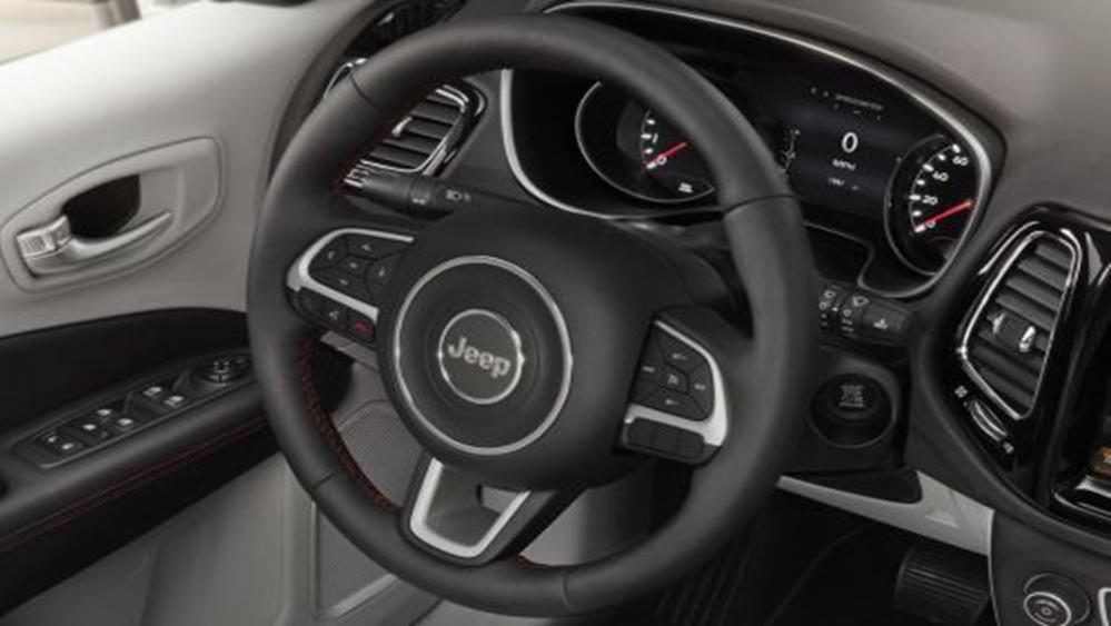 Jeep Compass 2019 Interior 002