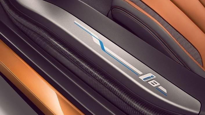 BMW I8 Coupe 2019 Interior 007