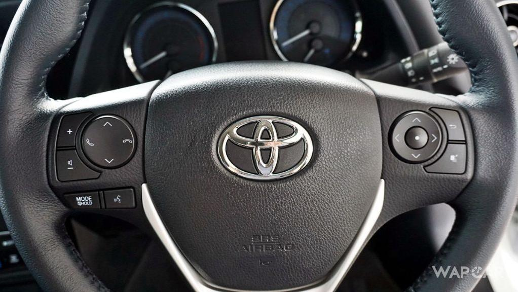 Toyota Corolla Altis 2019 Interior 169