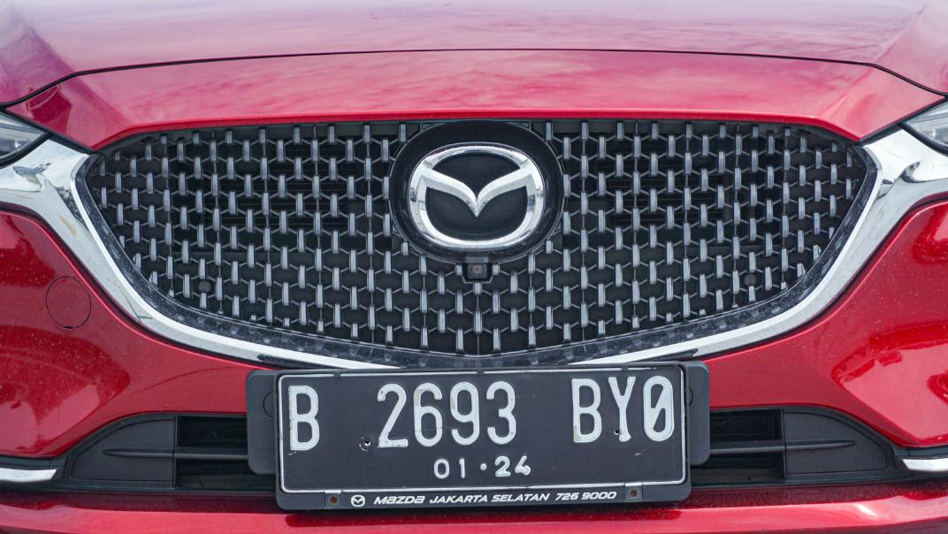 Mazda 6 Elite Estate Exterior 011