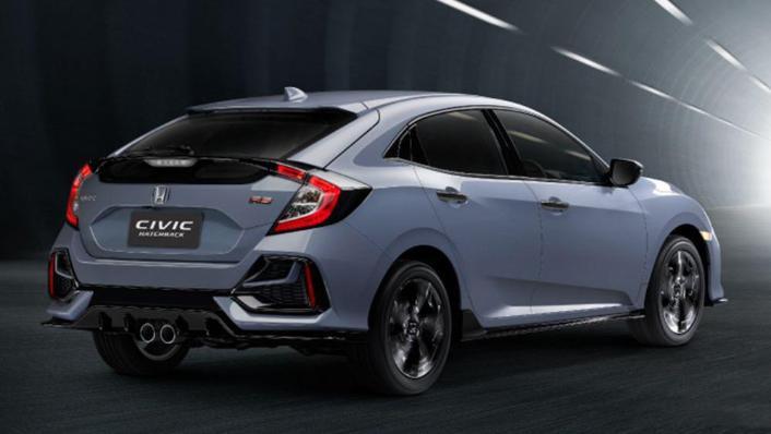Honda Civic Hatchback 2019 Exterior 005