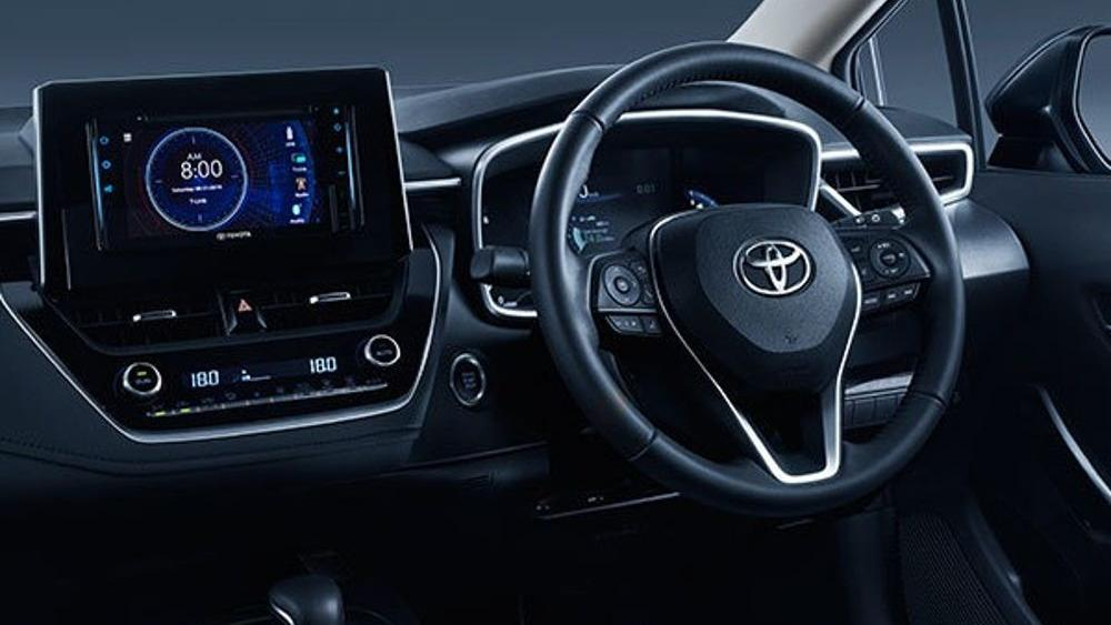 Toyota Corolla Altis 2019 Interior 039