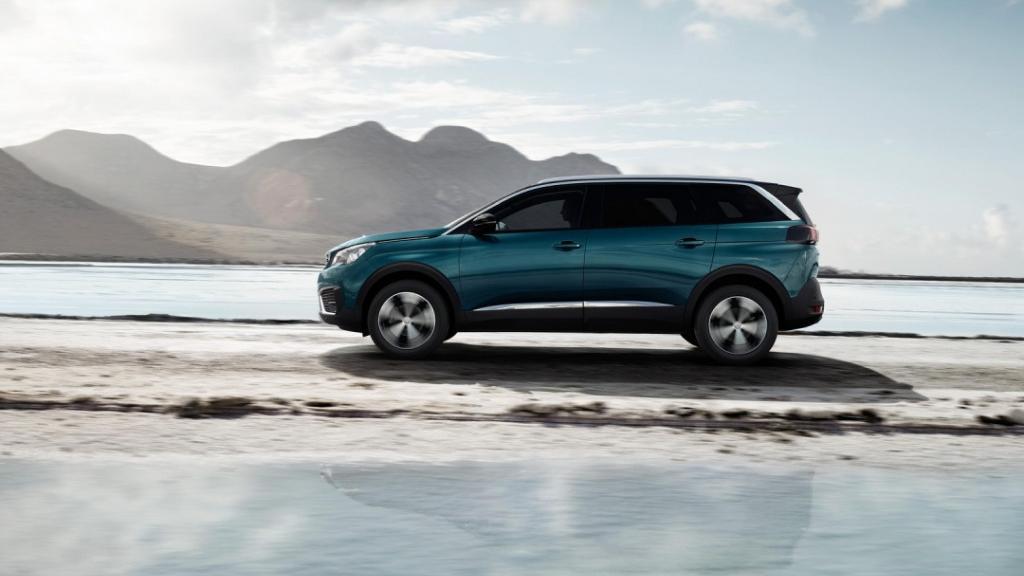 Peugeot 5008 2019 Exterior 031