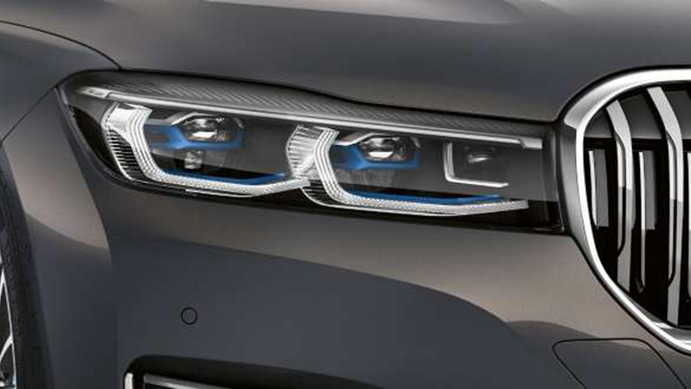 BMW 7 Series Sedan 2019 Exterior 009