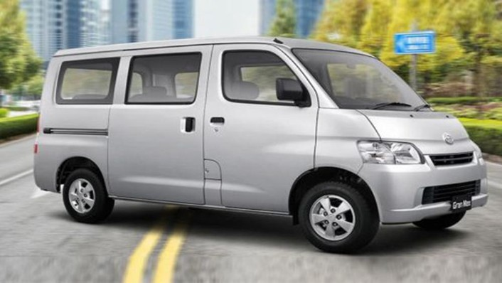 Daihatsu Gran Max MB 2019 Exterior 005