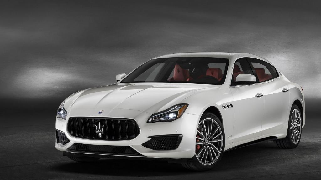 Maserati Quattroporte 2019 Exterior 005