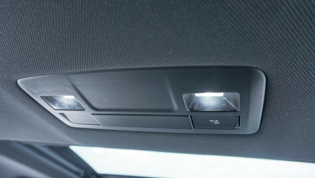 Mazda 6 Elite Estate Interior 066