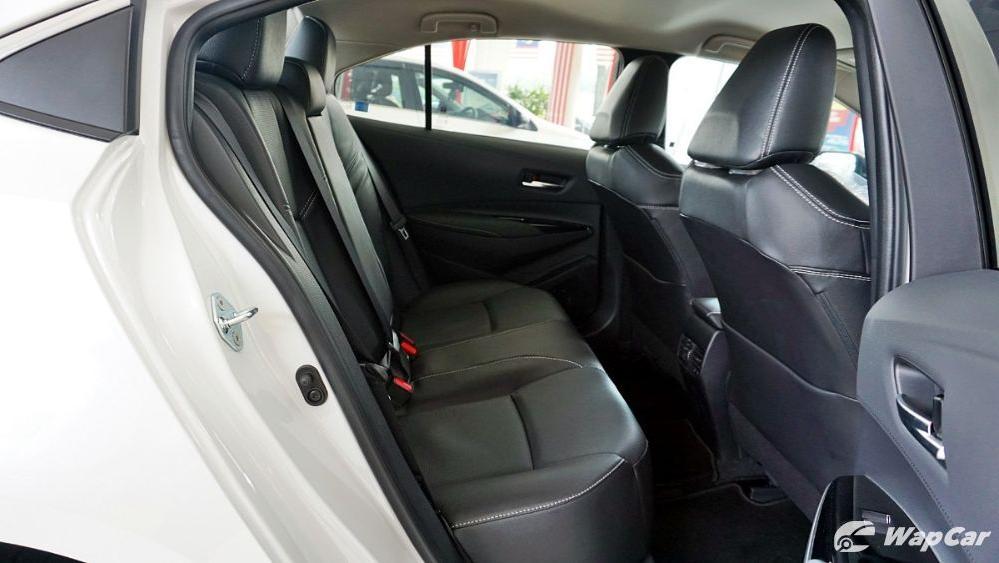 Toyota Corolla Altis 2019 Interior 086